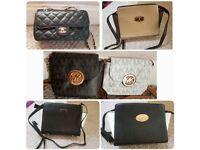 ladies bags / handbags / cross body bags - new