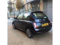 2005 NISSAN MICRA 1.2 PETROL MANUAL. MILAGE ONLY 70000