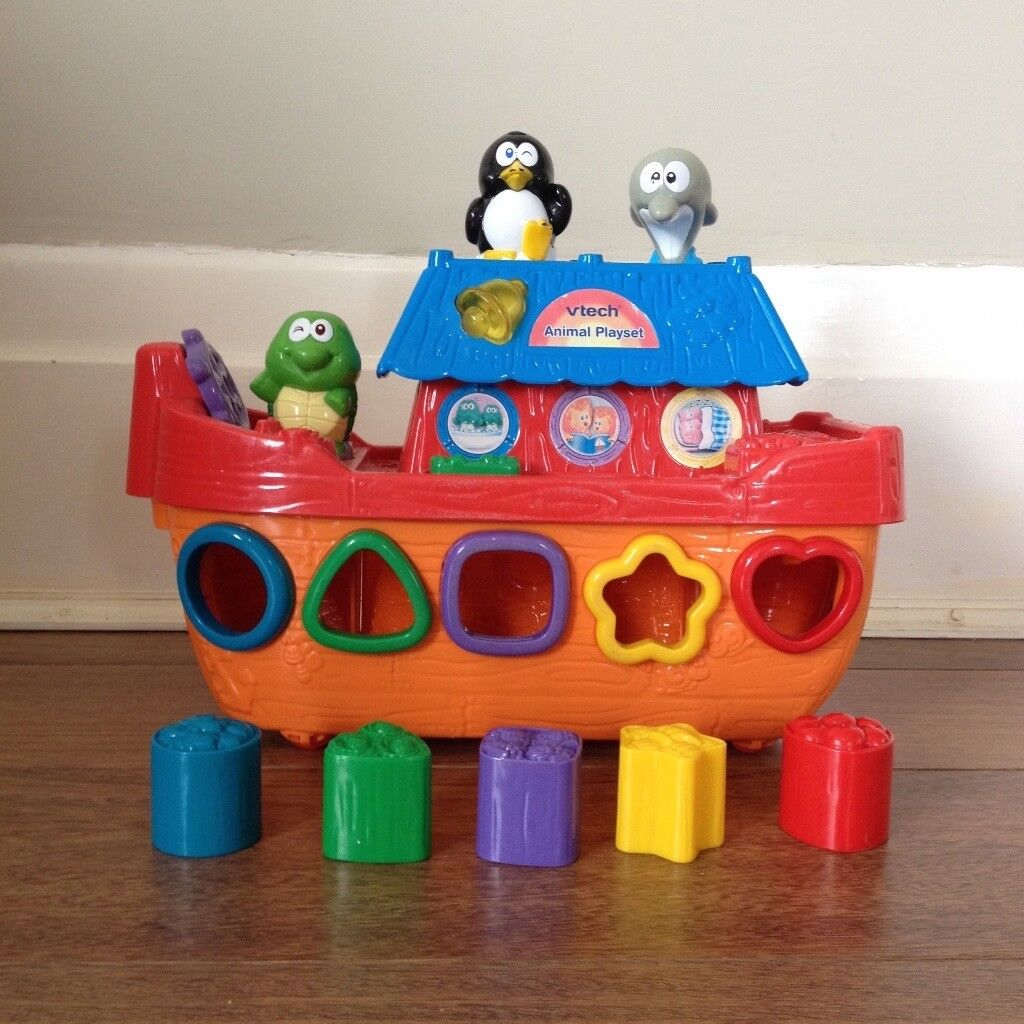 V-Tech, Fisher Price and Tomy - Children's PlayToy Bundle