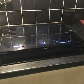 Samsung Blu Ray Player with 250GB HDD