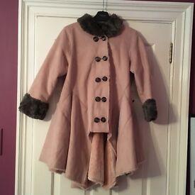 Jean bourget designer coat