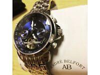 BRAND NEW André Belfort Étoile Polaire (steel blue) NEVER WORN