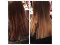 Hairdresser Colours Cuts Extensions
