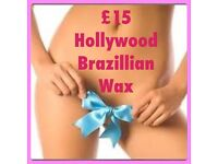 Full Body Waxing Hair Removal