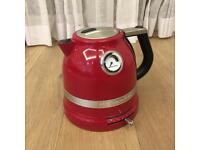 Kitchen Aid Artisan Kettle 1.5l, red