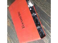 Focusrite scarlett iPad etc interface