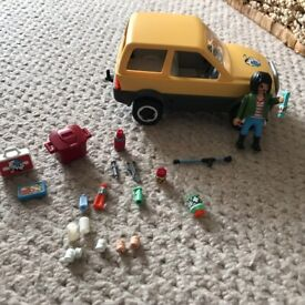Playmobil Vet (5532), well looked after and clean, pet & smoke free, check out my other items
