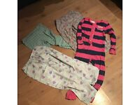 8-9 year old girls clothes job lot bundle 11 items