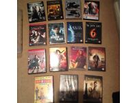 Job Lot of DVD's & Blu Rays - Over 25 Films