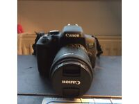 Canon 750D / T6i (MINT CONDITION, USED 5 TIMES)