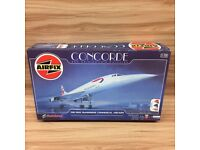 AIRFIX CONCORDE 1/72 MODEL KIT COMPLETE