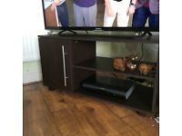 TV Corner Unit, small sideboard and nest of tables