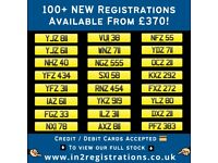 Short NI Number Plates from £370 - Audi, Mercedes ,Volkswagen, Ford, Range rover, Bmw