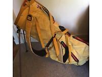 Waterproof Sun Mountain H2O Golf bag.