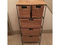 Basket/Wicker Storage Chest