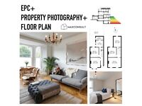 EPC + PROPERTY PHOTOGRAPHY + FLOOR PLAN + PROPERTY PHOTOGRAPHER