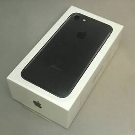 Brand New IPhone 7 32GB Black Sealed Unlocked **REDUCED**