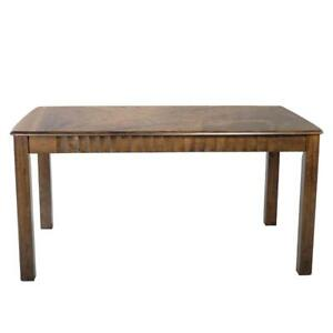 My Style Collection 30544 Alicia Traditional Height Dining Table ***Assembled***