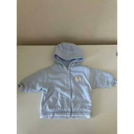 Next Bear Baby Coat 0-3m