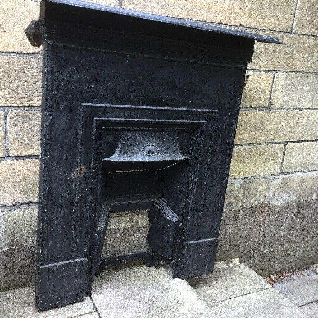 Old Cast Iron Fireplace In Bath Somerset Gumtree