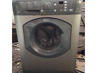 Hot point washer dryer