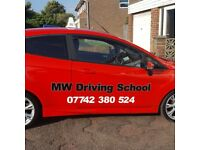 Driving Lessons with MW Driving School