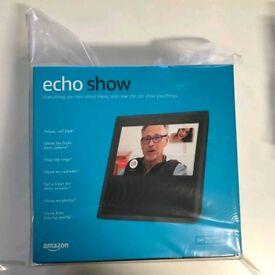 Amazon Echo Show BRAND NEW, SEALED