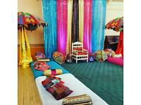 Marquee /Sangeet stages inc 20% off
