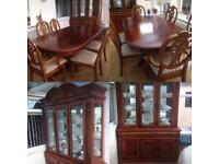 Furniture Village Junction 9 used dining & living room furniture for sale in south west london