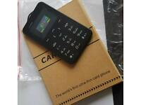 Small cool phone any network, nano SIM or iPhones, samsung SIM type