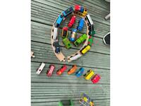Early learning centre trains