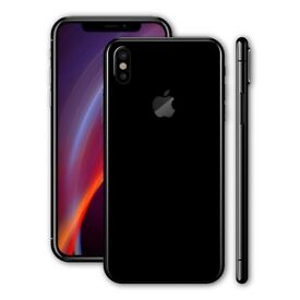 iPhone X, Black 64gb Vodafone