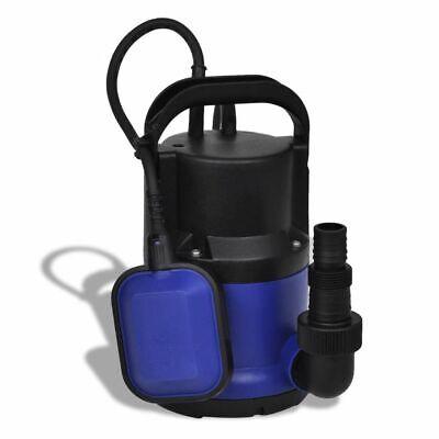 vidaXL Bomba Eléctrica de Agua Sumergible de Agua Limpia 250 W Profundidad...