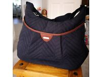 Mamas and Papas baby changing bag.