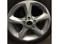 Bmw1 series alloy wheel for sale ONLY ONE 7x17 £95 call 07860431401