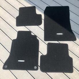 Mercedes Benz floormats