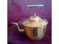 Kettle, copper