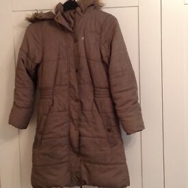 Girls winter coat 10-11yrs