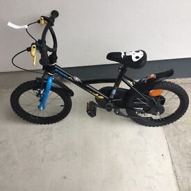 """16"""" pirate bike from decathalon £40"""