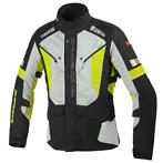 SPIDI OUTLANDER H2OUT YELLOW FLUO MOTORCYCLE JACKET