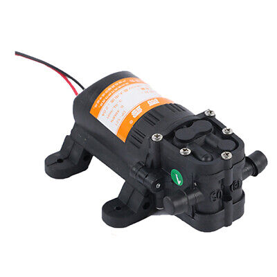 12v 3.5lmin Electric Water Pump High Pressure Diaphragm Water Sprayer 4 Leg