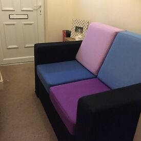 Bespoke 2 seater sofa in perfect condition