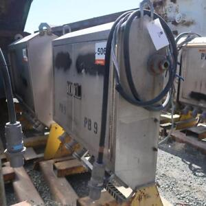 FEDERAL PIONEER Stainless Steel Distribution Box with breakers