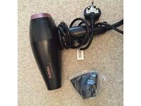 Babyliss hairdryer nearly new £10
