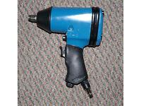 "1/2"" drive air impact driver, windy gun, 1/2""air wrench, new unused, air socket driver, unused"