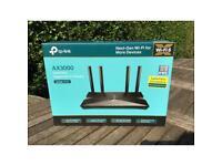 Gigabit Wi-Fi 6 Router TP-LINK AX3000