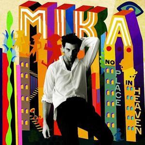 MIKA - NO PLACE IN HEAVEN    CD NEU/OVP