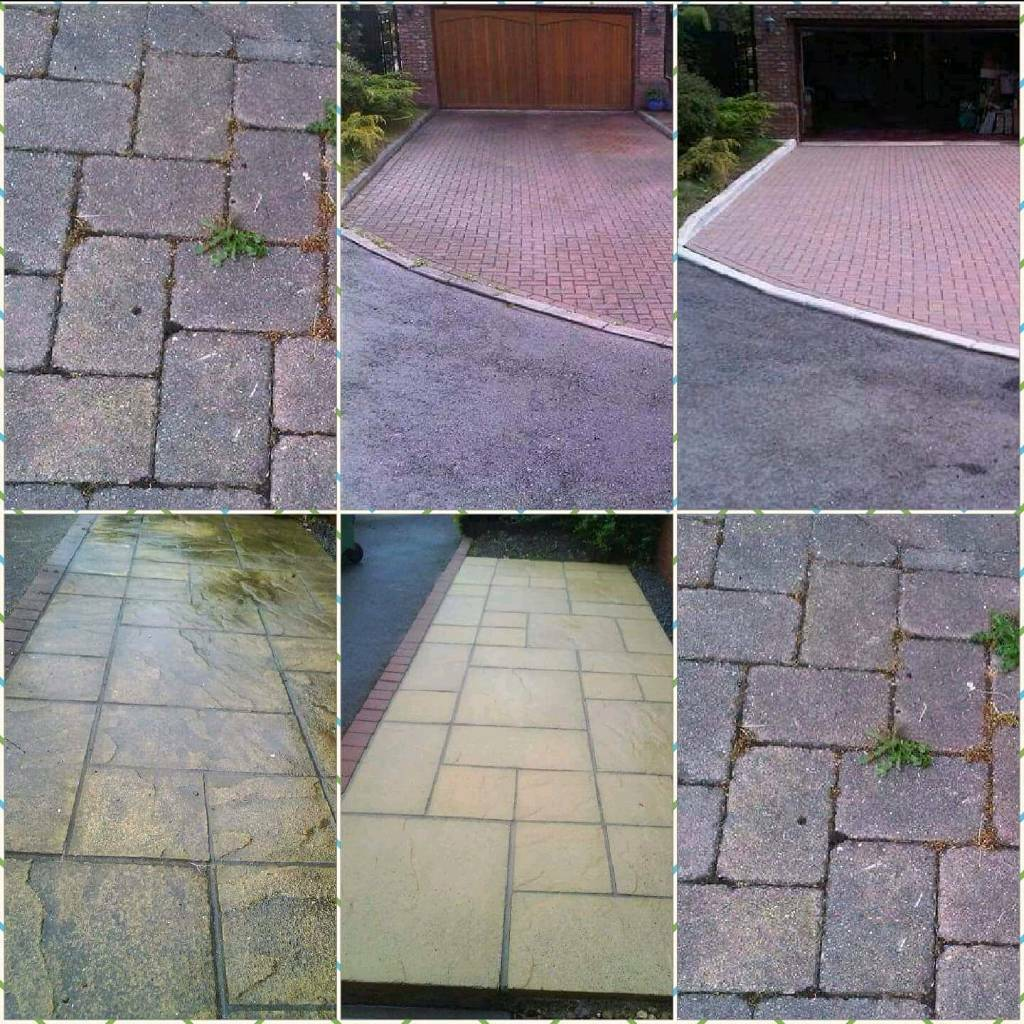 Four leaf jet washing & garden clearance