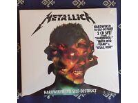 Metallica Hardwired To Self-Destruct 2 CD Set