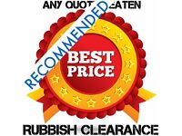 RUBBISH rubble & ASBESTOS SHEET waste clearance, Demolitions, scrap metal cheaper than skip hire